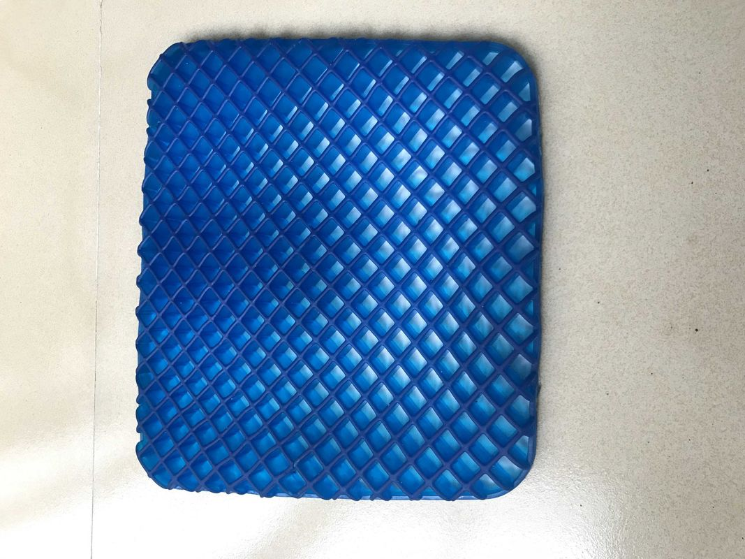 Orthopedic Gel Cushion For Car , Universal Type Gel Car Seat Cushion